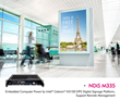 NEXCOM's Latest 4K OPS Media Player Increases Engagement at Airports, Enterprises, and Schools
