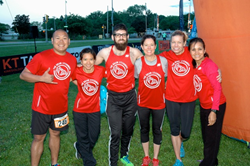 Brainstormers running 4th Annual Ragner Relay to raise money for the Brain Aneurysm Foundation