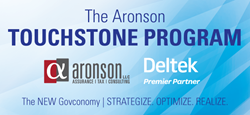 Aronson LLC Partners with Deltek to Deliver Costpoint at a Special Price for Emerging Government Contractors