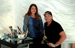 Artists Roy and Amanda Clark of Clark Art Studio Private Reserve Gallery in Naples, Florida