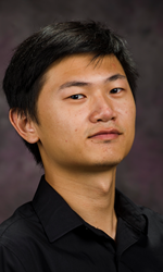 Yukun Qin, University of Arizona College of Optical Sciences SPIE scholarship