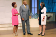 Lisa Nichols on the Steve Harvey Show
