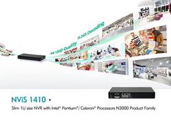 NViS 1410 1U Network Video Recorder