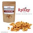 Kraze Foods Spicy Cashews bring the heat!