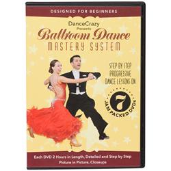 Ballroom Dance Mastery System, 7 DVD Dance Lessons Set