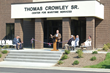 SIU Piney Point Building Dedicated in Honor of the Late Thomas B. Crowley Sr.
