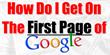 SEO Google Ranking