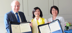 American Councils and Taiwan Study Abroad Agreement