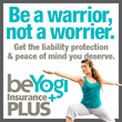 beYogi Launches Yoga Insurance: Be a Warrior, Not a Worrier