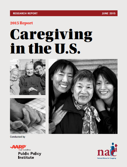 AARP Resources for Caregivers and their Families