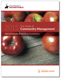 report cover - State of Community Management