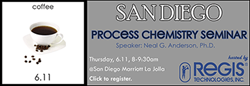 Register Today for Avoiding Potholes in Process Development in La Jolla June 11th