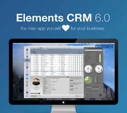 Element CRM 6.0 the mac app you will love for your business