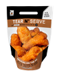 Tear N' Serve, a New Portable Packaging Solution from Robbie for Consumers On-the-go