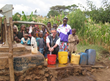 Maurizio de Romedis has built 855 wells in Eastern Africa, each benefitting some 100 people and dug by hand with the help of local  villagers. (courtesy of clive.it)