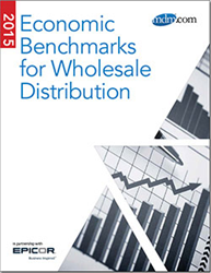 2015 Economic Benchmarks for Wholesale Distribution