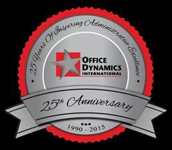 Office Dynamics International Celebrates 25 Years