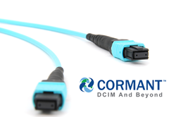 Cormant DCIM Manages MPO Connectors