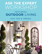Lamps Plus Announces New Outdoor Living Workshops
