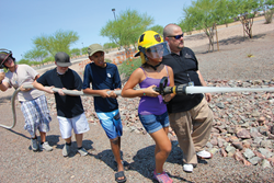 Kid's College at Estrella Mountain Community College offers a mix of learning and fun.