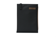 DASH iPad Pro Sleeve—brown trim and details