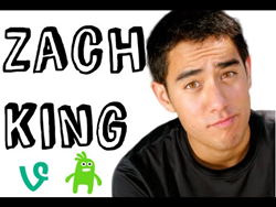 zach king, vine film maker, will be the speaker, at financial services, leadership convention