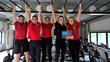 Banks O'Dees Sports Club Achieve Triple Success with Investors in People