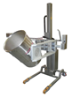 Stainless Steel Fully Motorised Lifter For Handling And Forward Tipping Of Drums
