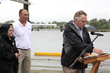 Va. Governor McAuliffe Visits Omega Protein in Reedville; Declares Virginia's New 2015 Menhaden Harvest Level