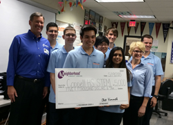Neighborhood Credit Union $5,000 to Coppell High School