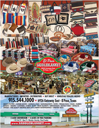 El Paso Saddleblanket Outlet Closing