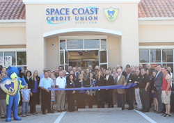 SCCU Indialantic Branch Ribbon Cutting