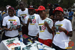 "Bulawayo young people adopt the Truth About Drugs campaign with their ""Learn to Say No Bulawayo"" initiative."