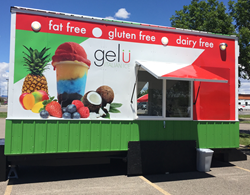 "The ""Ice Box"" - Gelu Italian Ice of Grand Junction, Colorado, offers tasty dessert and family fun"