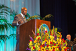 Dr. Levi Harrison - keynote speaker at WCU's commencement exercises
