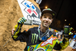 Monster Energy's Bryce Hudson Wins Silver Medal in Moto X Step Up at X Games Austin 2015