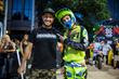 Monster Energy's Ken Block and Josh Hansen at Moto X Step Up | X Games Austin 2015