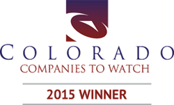 Colorado Company To Watch Award Winner 2015