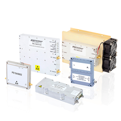 Pasternack Introduces an Expanded Line of Solid State High Power Amplifiers