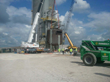 Moving the world's largest sulfur melter tank 20 miles from the fabrication facility to the plant site in central Florida required teamwork among 30 people at 12 companies and 21 vehicles.