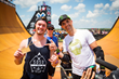 Monster Energy's Vince Byron Takes Gold and Jamie Bestwick Takes Silver in BMX Vert | X Games Austin 2015