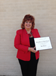 """Kim Becker Founder of Hello Gorgeous of Hope Inc. Receives the """"Daily Point of Light Award"""""""