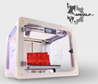Airwolf 3D Unveils New 3D Printer Line; The AW3D AXIOM Offers High Resolution, Speed and Ease-of-Use