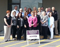 Berkshire Hathaway HomeServices PenFed Realty Winchester, Va. office