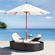Hampton Outdoor Bed 701191 from Zuo Modern