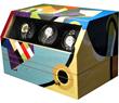 Orbita Ercolano Kandisky Rotorwind Triple Watch Winder ERCOLAN300