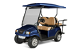 Club Car Introduces the Limited Edition Jaunt™ PTV: A Factory Customized Personal Transportation Vehicle