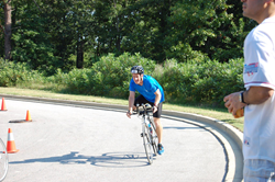 Tri the Midlands at Lake Carolina is a triathalon event includes a 500m swim, a 14-mile bike and a 5km run.