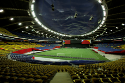 synthetic turf, football turf, artificial turf, xtreme turf, act global, women's world cup, montreal olympic stadium