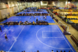SnapSports® Athletic Surfaces and AAU 'Jam On It' Partner...